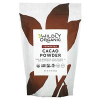 Wildly Organic, Fermented Cacao Powder, 16 oz (454 g)
