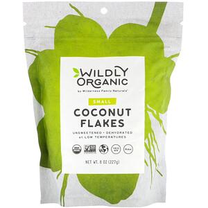 Wildly Organic, Coconut Flakes, Small, 8 oz (227 g) отзывы