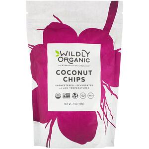 Wildly Organic, Coconut Chips, 7 oz (198 g) отзывы покупателей
