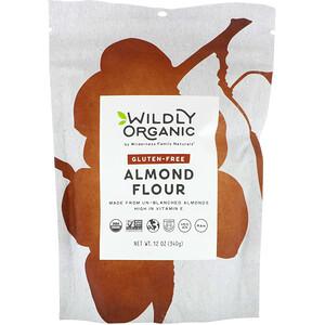 Wildly Organic, Gluten-Free Almond Flour, 12 oz (340 g) отзывы