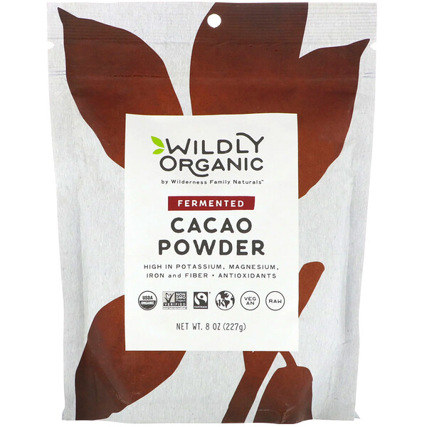 Fermented Cacao Powder, 8 oz (227 g)