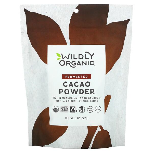 Fermented Cacao Powder, 8 oz (227 g)