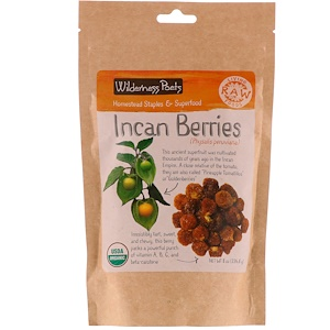 Вилдернес Поэтс, Incan Berries, 8 oz (226.8 g) отзывы