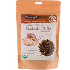 Вилдернес Поэтс, Coconut Sweetened Cacao Nibs, 8 oz (226.8 g) отзывы