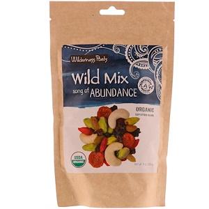 Вилдернес Поэтс, Organic Wild Mix, Song of Abundance, 8 oz (226.8 g) отзывы покупателей