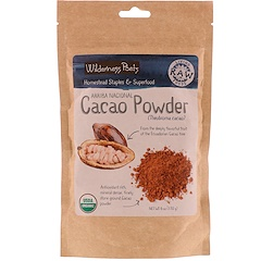 Wilderness Poets, Arriba Nacional Cacao Powder, 6 oz (170 g)