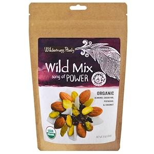 Вилдернес Поэтс, Organic Wild Mix, Song of Power, 8 oz (226.8 g) отзывы