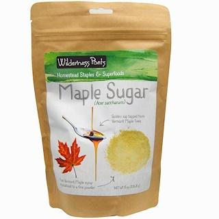 Wilderness Poets, Maple Sugar, 8 oz (226.8 g)