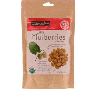 Вилдернес Поэтс, White Mulberries, 8 oz (226.8 g) отзывы