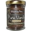 Wilderness Poets, Pure Vanilla Powder, Madagascan Ground Vanilla Beans, Farm Grown, 1 oz (28 g)