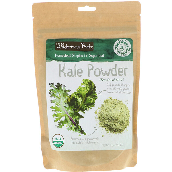 Kale Powder, 8 oz (226.8 g)