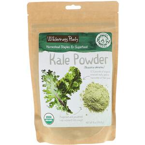 Вилдернес Поэтс, Kale Powder, 8 oz (226.8 g) отзывы покупателей