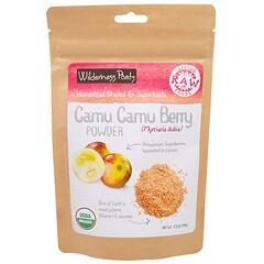 Wilderness Poets, Living Raw Foods, Camu Camu Berry Powder, 3.5 oz (99 g)