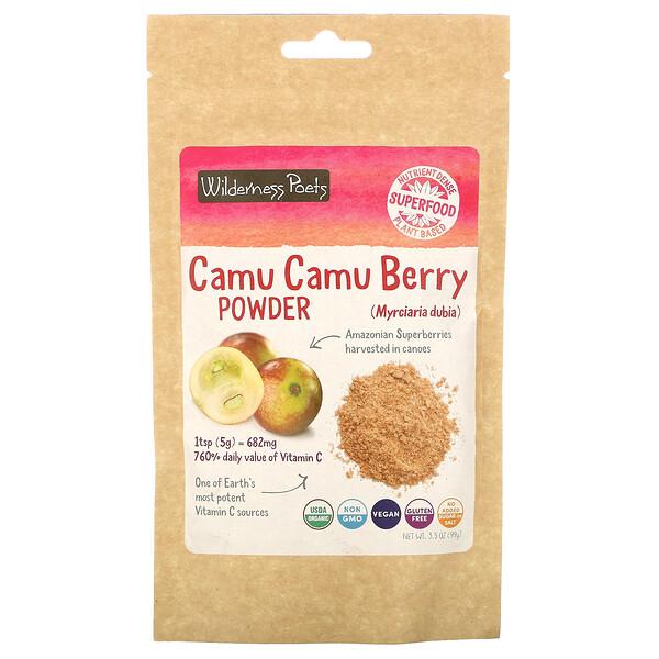 Camu Camu Berry Powder, 3.5 oz (99 g)