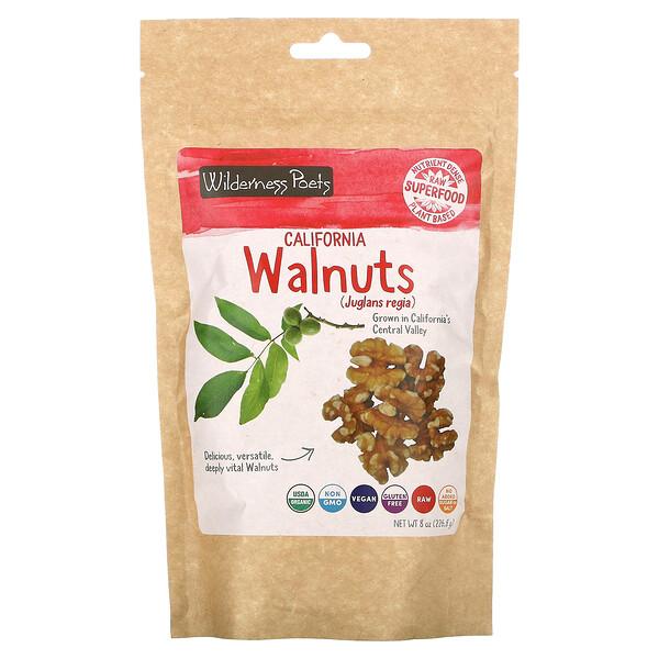 California Walnuts, 8 oz (226.8 g)