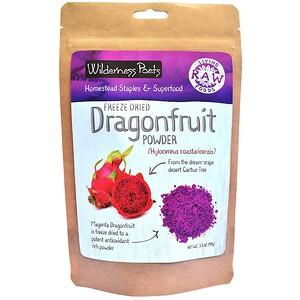 Вилдернес Поэтс, Freeze Dried Dragon Fruit Powder, 3.5 oz (99 g) отзывы