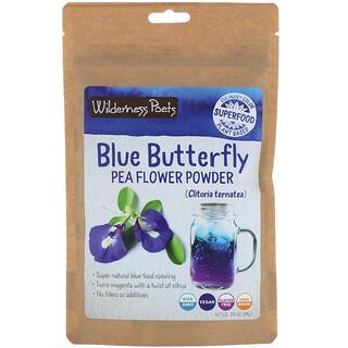 Wilderness Poets, Blue Butterfly Pea Flower Powder, 3.5 oz (99 g)