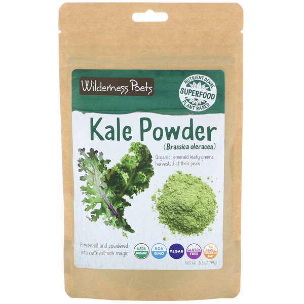 Kale Powder, 3.5 oz (99 g)