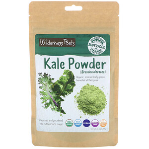 Wilderness Poets, Kale Powder, 3.5 oz (99 g)'