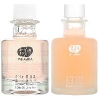 Whamisa, 有機花卉提取深濃爽膚水,2 件套