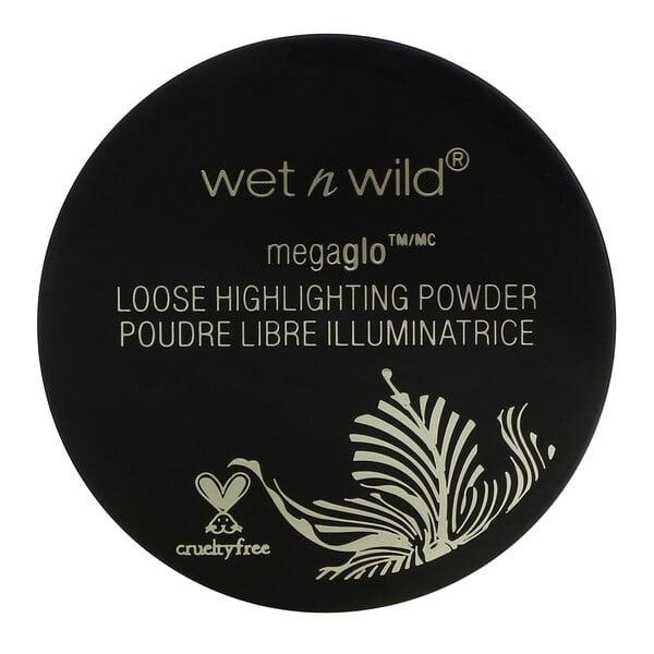 MegaGlo Loose, пудра-хайлайтер, відтінок «I'm So Lit», 0,57г