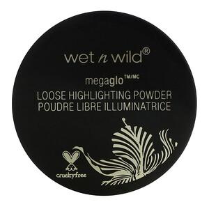Wet n Wild, MegaGlo Loose Highlighting Powder, I'm So Lit, 0.57 g отзывы покупателей