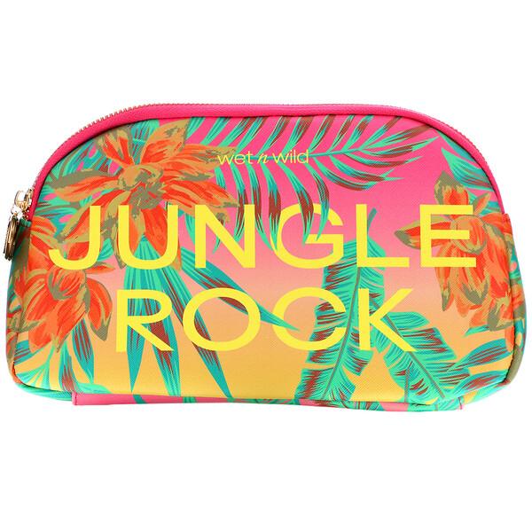 Bretman Rock x Wet n Wild, Jungle Rock, Makeup Bag, 1 Count