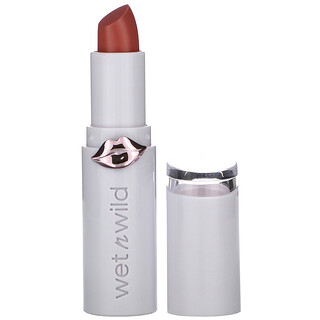 Wet n Wild, MegaLast High-Shine Brillance Lip Color, Clothes Off, 0.11 oz (3.3 g)