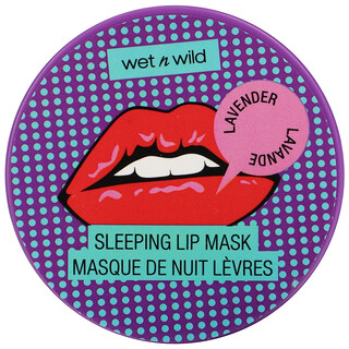 Wet n Wild, Perfect Pout Sleeping Lip Mask, Lavender, 0.21 oz (6 g)