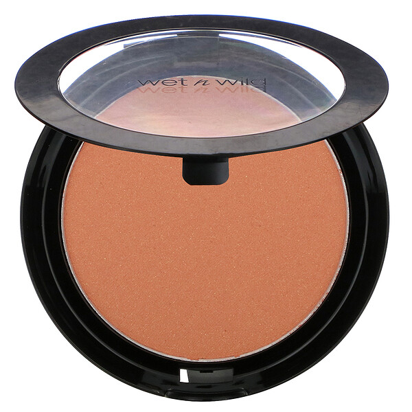 Wet n Wild, Color Icon Blush, Nudist Society, 0.21 oz (6 g)