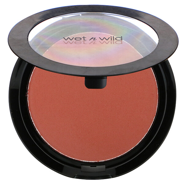 Wet n Wild, Color Icon Blush, Mellow Wine,  0.21 oz (6 g)