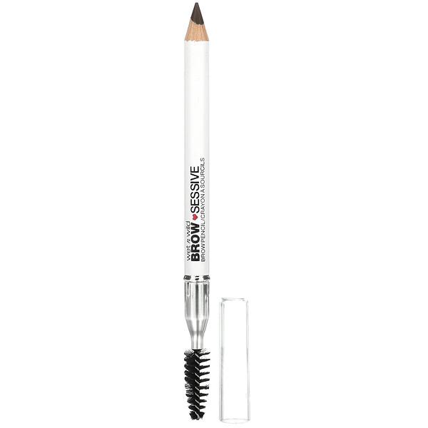 Brow Sessive Pencil, Dark Brown, 0.02 oz (0.7 g)