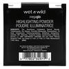 Wet n Wild, Pó iluminador MegaGlo, Blossom Glow, 0,19 oz (5,4 g)