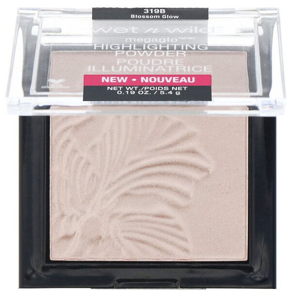 Wet n Wild, MegaGlo Highlighting Powder, Blossom Glow, 0.19 oz (5.4 g)
