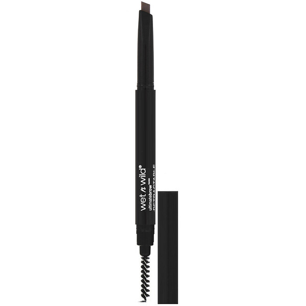 Wet n Wild, Ultimate Brow Retractable Brow Pencil, Medium Brown, 0.007 oz (0.2 g)