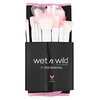 Wet n Wild, 17 Piece Brush Roll, 17 Piece Collection
