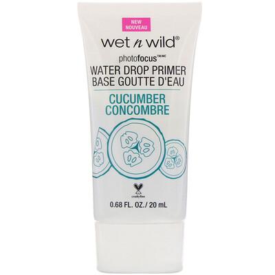 Купить Wet n Wild PhotoFocus, праймер на водной основе, «Огурец», 20мл (0, 68жидк.унции)