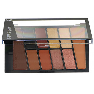 Wet n Wild, Color Icon Eyeshadow Palette, 756A My Glamour Squad, 0.35 oz (10 g)