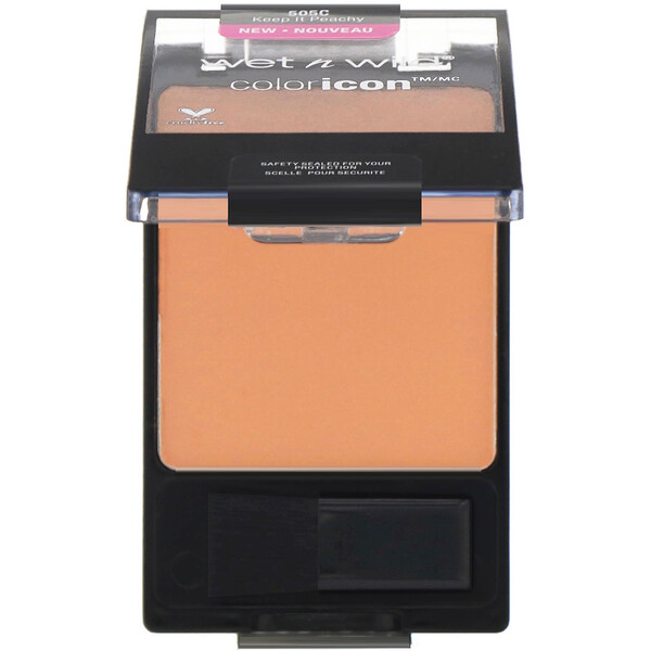Color Icon Blush, Keep It Peachy, 0.2 oz (5.85 g)