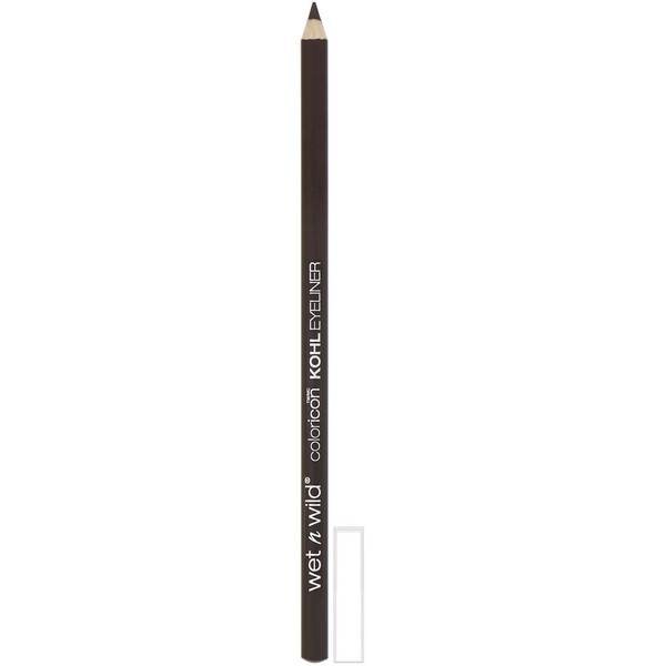 Wet n Wild, Color Icon Kohl Liner Pencil, Simma Brown Now!, 0.04 oz (1.4 g)