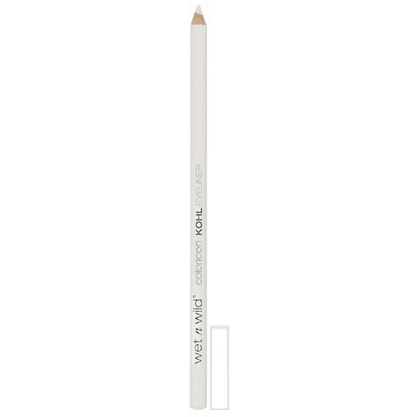 Wet n Wild, Карандаш для глаз Color Icon Kohl Liner Pencil, оттенок You're Always White!, 1,4 г