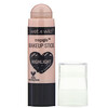 Wet n Wild, MegaGlo Makeup Stick, Highlight, When The Nude Strikes, 0.21 oz (6 g)