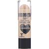 Wet n Wild, MegaGlo Makeup Stick, Conceal, Follow Your Bisque, 0.21 oz (6 g)