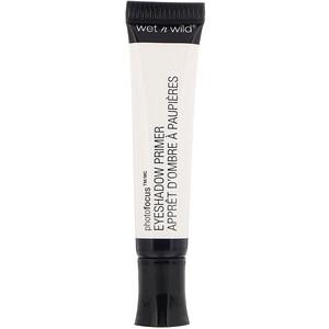 Wet n Wild, PhotoFocus Eyeshadow Primer, Only A Matter of Prime, 0.34 fl oz (10 ml) отзывы покупателей