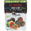 Nature's Wild Organic, All Natural, Snacking Fruit & Nut Bites, Fit Balls, Figs + Walnuts + Chia Seeds, 5.1 oz (144 g)