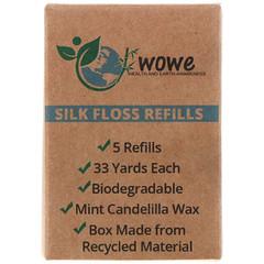 Wowe, Silk Floss Refills, 5 Refills