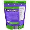 Sejoyia Foods, Organic Coconut Cashew Coco-Roons, Cacao Nib, 6.2 oz (176 g)