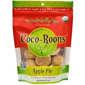 Седжойа фудс, Organic, Coco-Roons, Apple Pie, 8 Count, 6.2 oz (176 g) отзывы