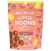 Sejoyia, Coco-Roons, Chewy Cookie Bites, Brownie, 3 oz (85 g)