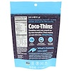 Sejoyia, Coco-Thins, Snackable Cashew Cookies, Vanilla, 3.5 oz (99 g)